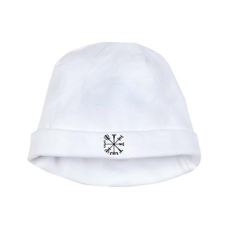 Viking Compass : Vegvisir baby hat