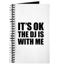 The dj is with me Journal