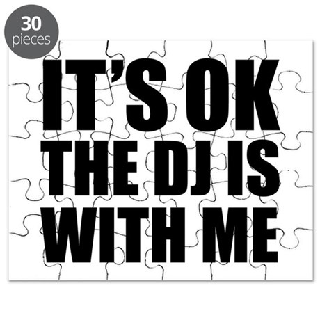 The dj is with me Puzzle