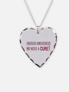 Enough Awareness Necklace