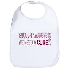 Enough Awareness Bib