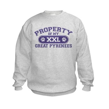 Great Pyr PROPERTY Kids Sweatshirt