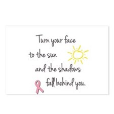 Turn Your Face To The Sun Postcards (Package of 8)
