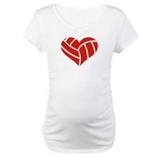 Volleyball heart Shirt