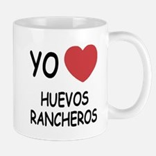 Yo amo huevos rancheros Mug