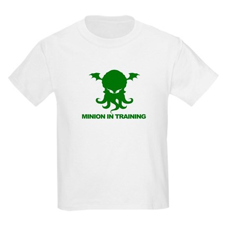 CTHULHU FOR KIDS Kids Light T-Shirt