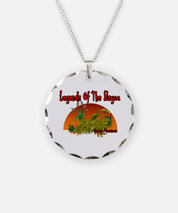 SWAMP MONSTERS Necklace