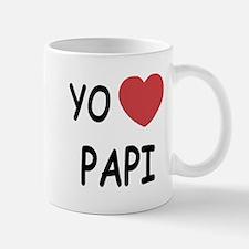 Yo amo papi Mug