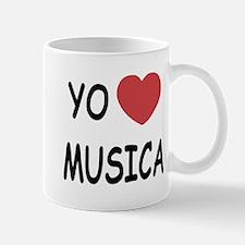 Yo amo musica Mug