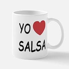 Yo amo salsa Mug