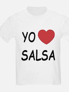 Yo amo salsa T-Shirt