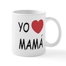 Yo amo mama Mug