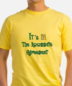 Roommate Agreement T