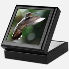 Hummingbird 0002 - Keepsake Box