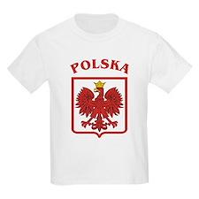 Polish Eagle / Polska Eagle Kids T-Shirt