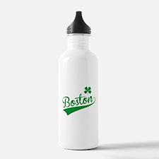 Boston Green Water Bottle