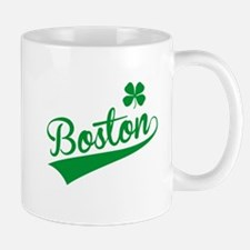 Boston Green Mug