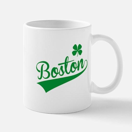 Boston Green Mug