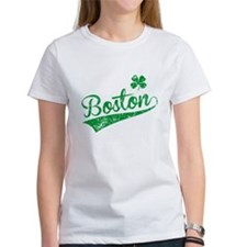 Boston Green Tee