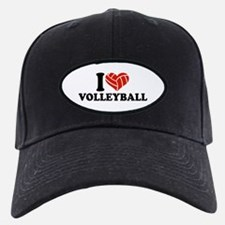 I love Volleyball Baseball Hat