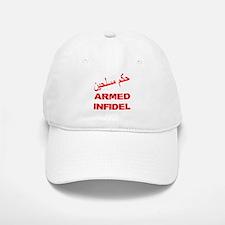 Arabic Armed Infidel Baseball Baseball Cap