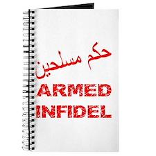 Arabic Armed Infidel Journal