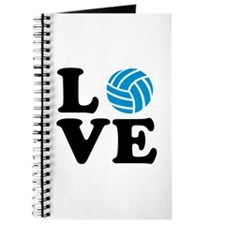 Volleyball love Journal