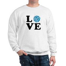 Volleyball love Sweatshirt