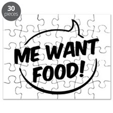 Me want food! Puzzle