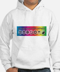 Prays Well With Others Hoodie