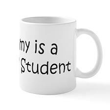 Mommy is a Midwifery Student Mug