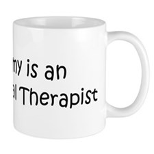 Mommy is a Occupational Thera Mug