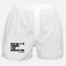 Trombone Quote Boxer Shorts