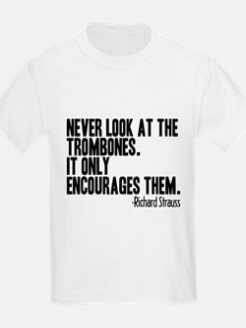 Trombone Quote T-Shirt