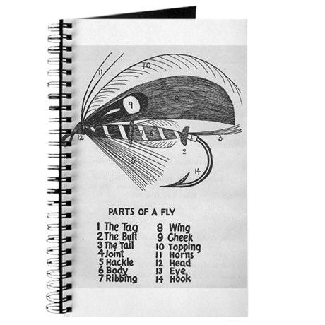 Fly fishing journal by reclaimedrecreation for Fly fishing journal