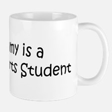 Mommy is a Language Arts Stud Mug