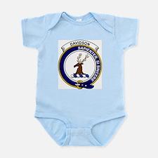 Cute Clan davidson Infant Bodysuit