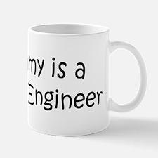 Mommy is a Chemical Engineer Mug