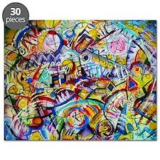 Unique Famous art Puzzle