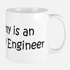 Mommy is a Aerospace Engineer Mug