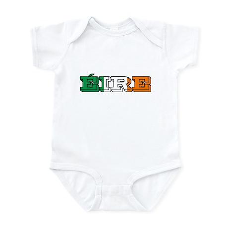 Eire Ireland Infant Bodysuit