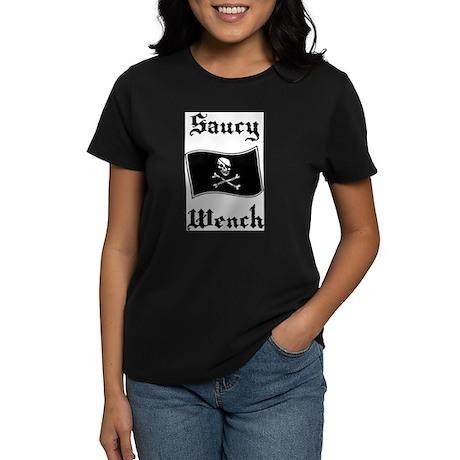saucywenchwht T-Shirt