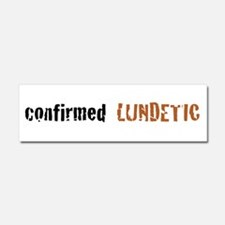 Confirmed Lundetic Car Magnet 10 X 3