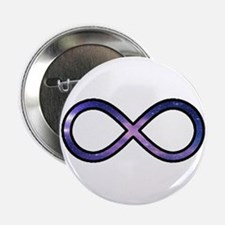 """To Infinty and Beyond 2.25"""" Button"""