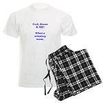 Winning Team Men's Light Pajamas