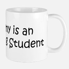 Mommy is a Advertising Studen Mug