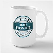 Bad Badge XL Mug