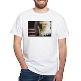 Jihad Mens White T-shirts
