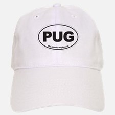 Pugs Baseball Baseball Cap