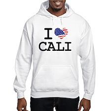 I love Cali - California Hoodie